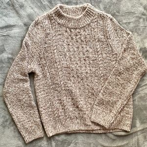 Tommy Hilfiger | oversized cable knit sweater
